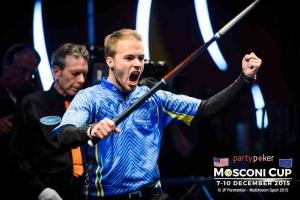 Albin Ouschan - MOSCONI CUP 2015