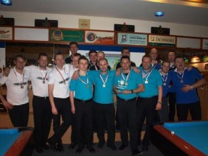 Medaillengewinner SBV CUP