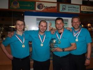 1. PBC Salzburg gewinnt SBV CUP