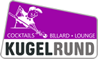 Kugelrund Billardcenter | Bar | Lounge – Salzburg Logo