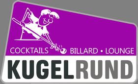 Kugelrund Billardcenter | Bar | Lounge – Salzburg Retina Logo